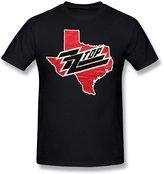 Bravado Men's ZZ Top Texas Event T-Shirt