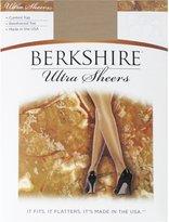 Berkshire Ultra Sheer Control Top Pantyhose - Reinforced Toe