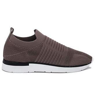 J/Slides Women's Great Sneaker Knit Size