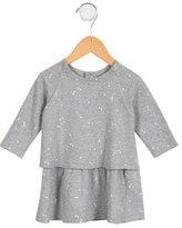 Chloé Girls' Printed Long Sleeve Dress