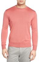 Peter Millar Men's Merino Wool & Silk Sweater