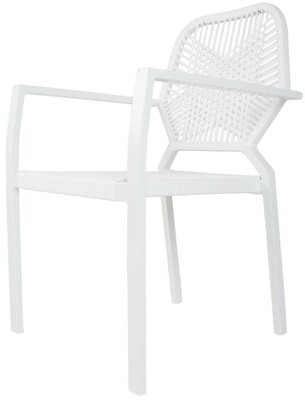 Hollander Commercial Grade Stacking Patio Dining Chair Ebern Designs