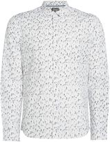 Linea Jeremy Rose Printed Shirt
