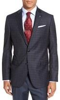 Ted Baker 'Jay' Trim Fit Plaid Wool Sport Coat