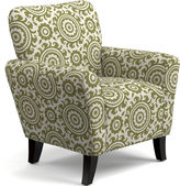 Asstd National Brand June Medallion Accent Chair
