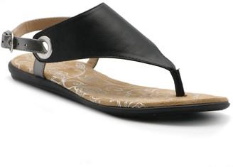 Mootsies Tootsies Flat Thong Sandals - Cinema