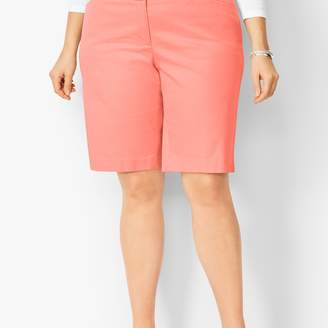 Talbots Perfect Shorts - Bermuda Length - Solid
