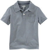 Osh Kosh Striped Jersey Polo
