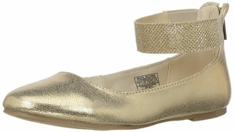 Nine West Girls' FLOYCEE Ballet Flat