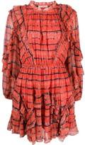Ulla Johnson Aberdeen ruffled dress
