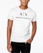 Armani Exchange Men's Core Pirati Graphic-Print Logo T-Shirt
