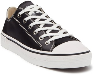 Marc Jacobs Redux Grunge Satin Low Top Sneaker