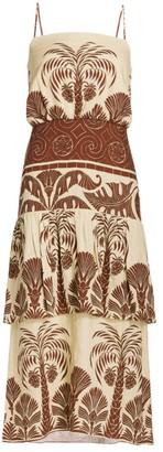 Johanna Ortiz Journey Legacy Midi Dress
