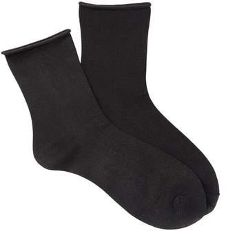 Free People Dolci Sheer Crew Socks