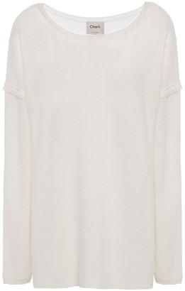 Charli Caera Frayed Cashmere Sweater