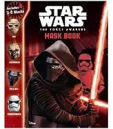 Star Wars The Force Awakens Mask Book (Paperback)