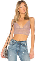 Lovers + Friends x REVOLVE Rory Top in Lavender. - size L (also in M,S,XL,XS,XXS)