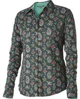 Royal Robbins Cottonwood Print Long Sleeve Button Down (Women's)