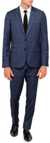 Paul Smith Bold Check Suit