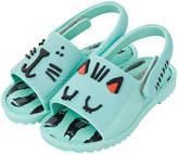 Mini Melissa Mia + Fabula Sandal