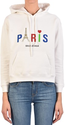 Balenciaga Paris Hooded Sweatshirt