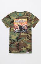 Diamond Supply Co. x Travis Scott Camo Explosion T-Shirt