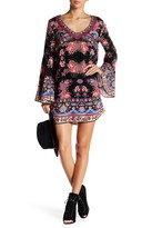 Flying Tomato Floral Shift Dress