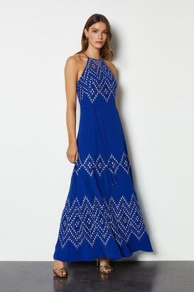 Karen Millen Diamond Lace Dress