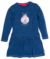 Salt&Pepper SALT AND PEPPER Girl's Lucky Me Marienkäfer Dress,18-24 Months