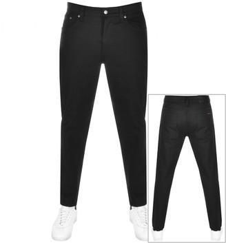Nudie Jeans Steady Eddie II Jeans Black