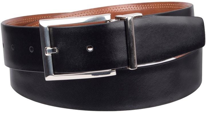 Chaps Men's Reversible Leather Belt