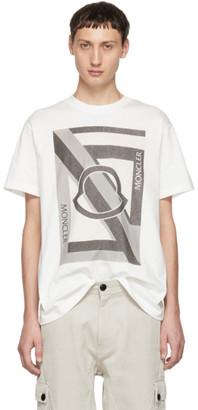 MONCLER GENIUS 5 Moncler Craig Green White T-Shirt