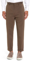 Vince Regular Fit Cuffed Trousers