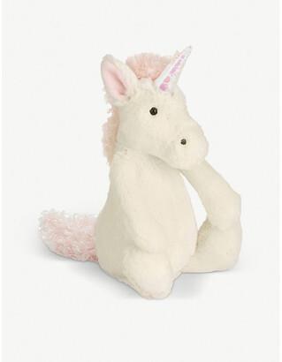 Jellycat Bashful unicorn small soft toy 18cm