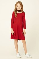 Forever 21 FOREVER 21+ Girls Ribbed Sweater Dress (Kids)