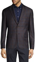 Robert Graham Plaid Wool Sportcoat