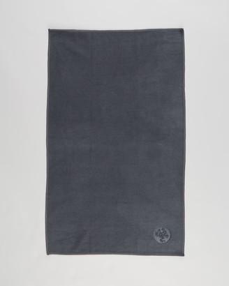 Manduka Grey Gym Towels - eQua Hand Towel - Size One Size at The Iconic