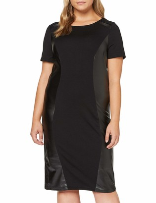 Junarose Women's Jrmonica 2/4 Sleeve Bk Dress-S