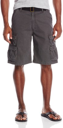 Wrangler Authentics Men's Big & Tall Premium Twill Cargo Short