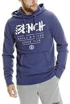 Bench Men's Overhead Hoddy Sports Hoodie,S