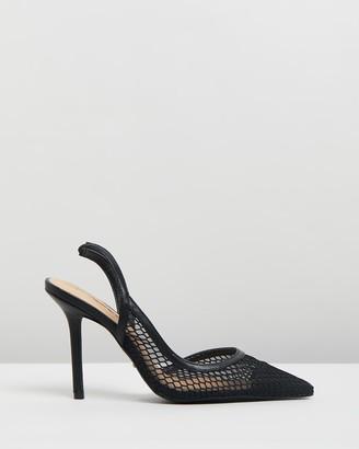 Billini Serenity Slingback Stiletto Heels