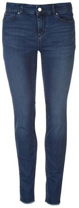 Armani Exchange Armani J69 Super Skinny Lift Up Jeans