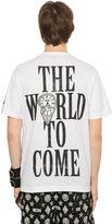 Kokon To Zai Printed Cotton Jersey T-Shirt