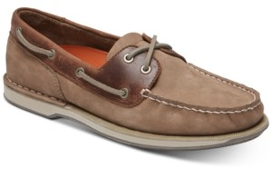 Rockport Men's Perth Boat Shoes Men's Shoes