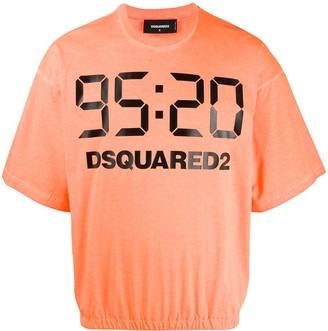 DSQUARED2 graphic-print T-shirt