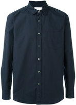 Sacai button down shirt - men - Cotton/Polyester - 2