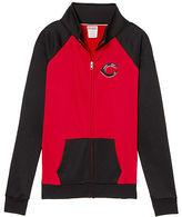 PINK Cincinnati Reds Bling Track Jacket
