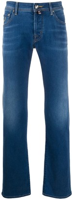 Jacob Cohen Slim-Fit Relaxed Jeans