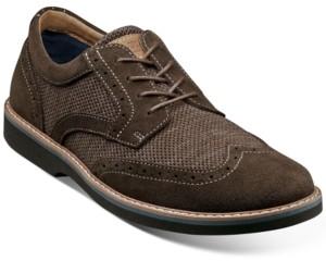 Nunn Bush Men's Barklay Wingtip Oxfords Men's Shoes