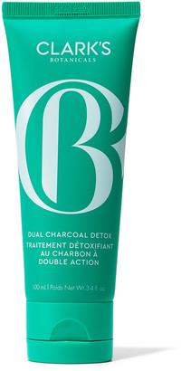Clark's Botanicals Dual Charcoal Detox Cleanser